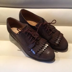 Enzo Angiolini brogues/oxfords